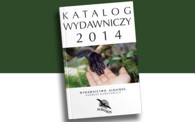 Katalog wydawniczy 2014