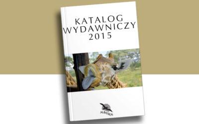 Katalog wydawniczy 2015