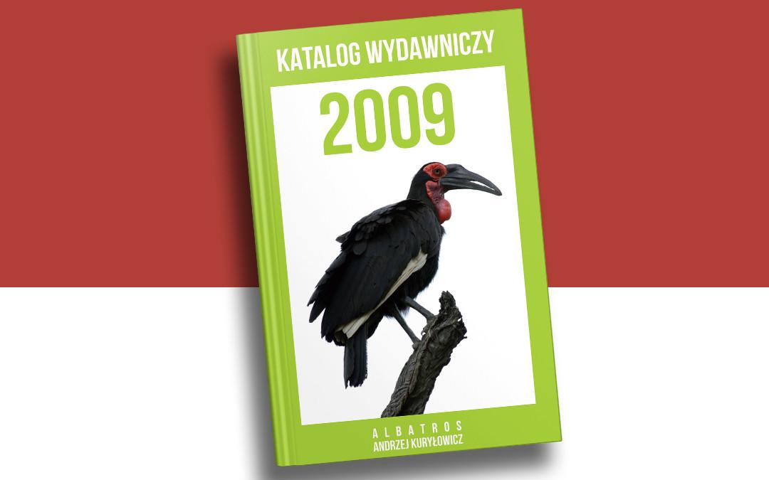 Katalog wydawniczy 2009