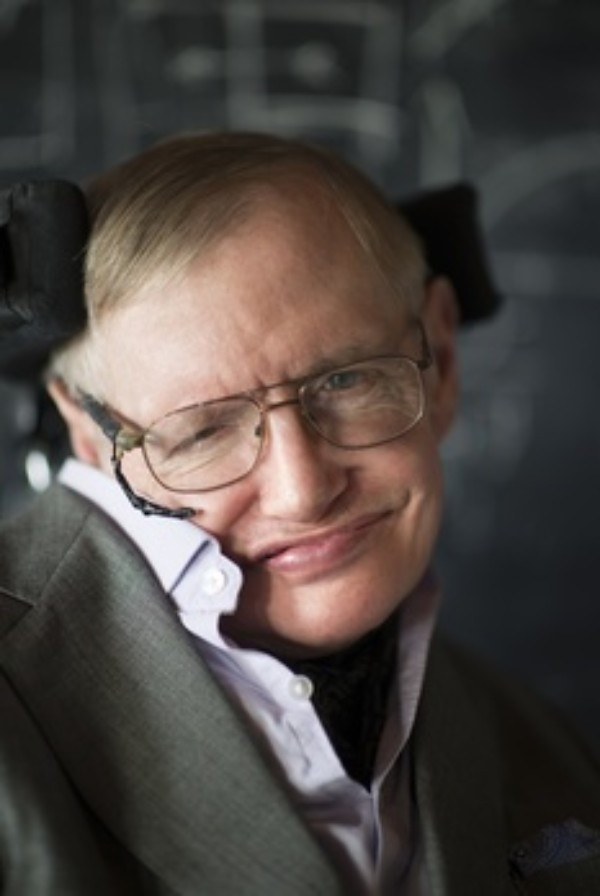©Stephen Hawking The Official Website