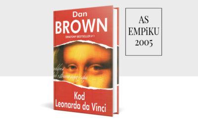 As EMPIKu 2005 w kategorii książka – literatura zagraniczna