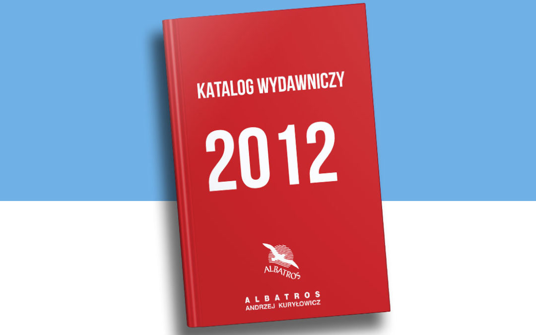 Katalog wydawniczy 2012