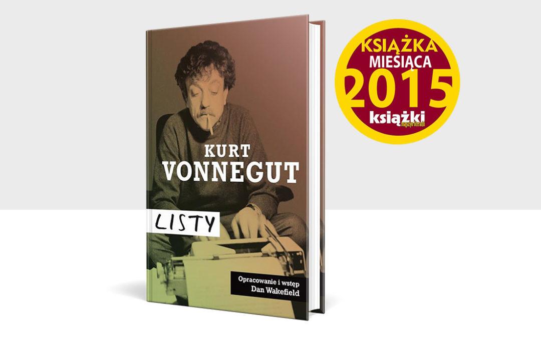 Książkę Miesiąca Magazynu Literackiego KSIĄŻKI