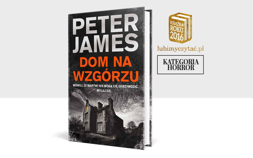 Książka Roku 2016 w kategorii Horror