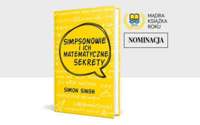 Nominacja do Mądra Książka 2016