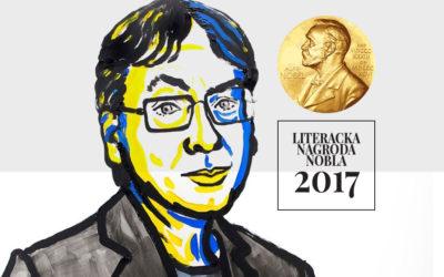 Literacka Nagroda Nobla 2017 – Kazuo Ishiguro