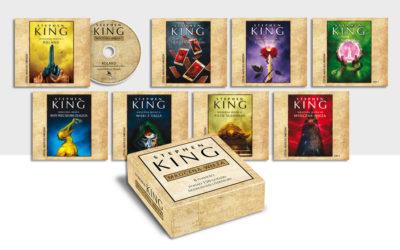 Ponad 150 godzin nagrań doskonałej literatury z audiobookami Stephena Kinga!