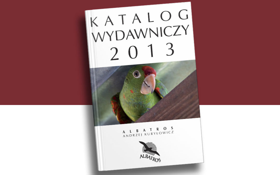 Books catalogue 2013