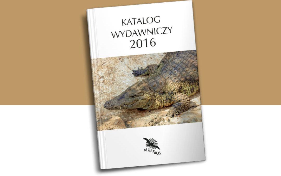 Katalog wydawniczy 2016