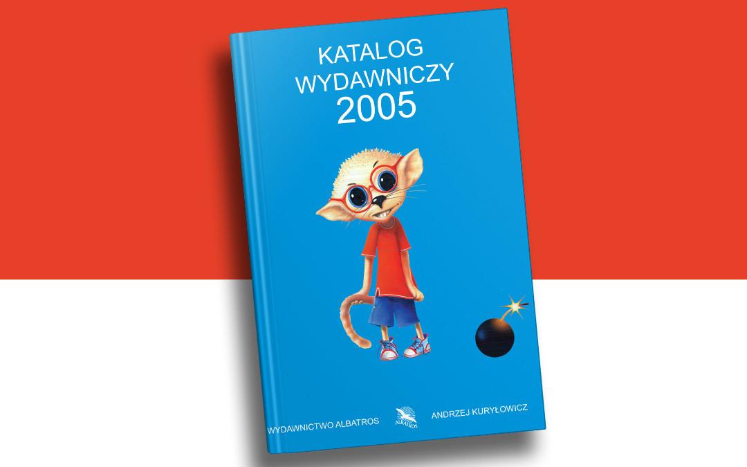 Katalog wydawniczy 2005