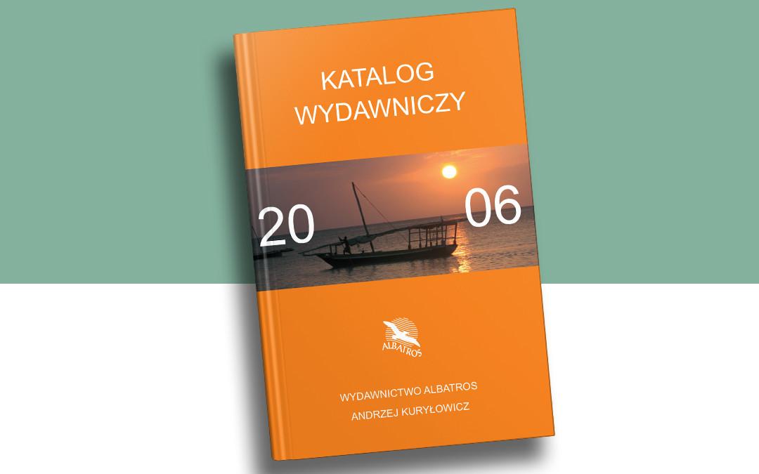 Katalog wydawniczy 2006