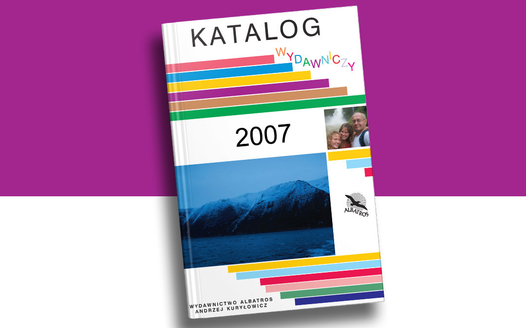 Katalog wydawniczy 2007