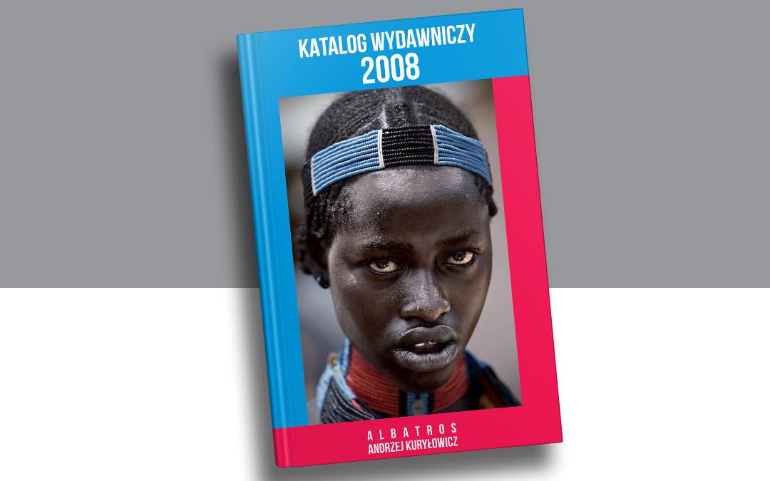 Katalog wydawniczy 2008