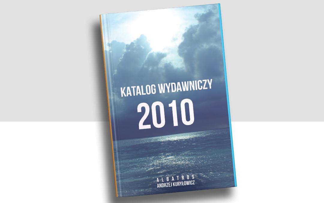 Katalog wydawniczy 2010