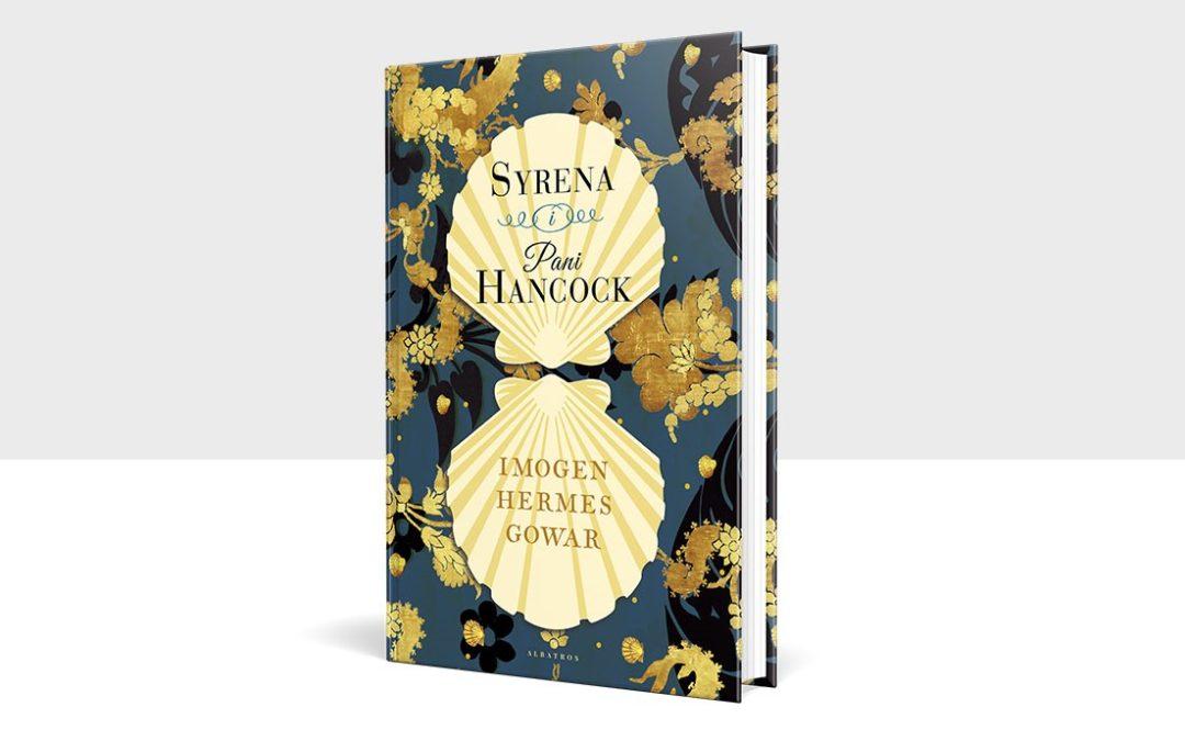 "Premiera książki ""Syrena i Pani Hancock"""