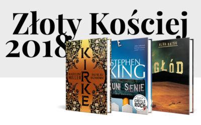 Nagrody Złoty Kościej 2018 dla Wydawnictwa Albatros.