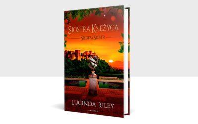 """Premiera najnowszej książki Lucindy Riley – """"Siostra Księżyca""""."""