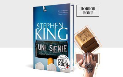 Książka Roku 2018 w kategorii Horror