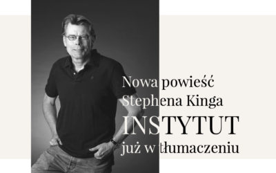 Rozmowa Adama Szai z Rafałem Lisowskim, tłumaczem książek Stephena Kinga.