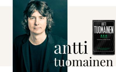 Wywiad z Anttim Tuomainenem