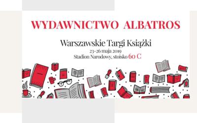 Wydawnictwo Albatros na Warszawskich Targach Książki