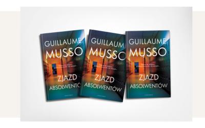 Konkurs. Przeczytaj najnowszą książkę Guillaume'a Musso przed premierą!