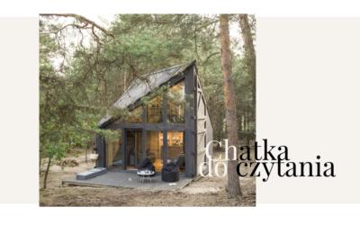 Bookworm Cabin – spełnienie marzeń każdego książkoholika!