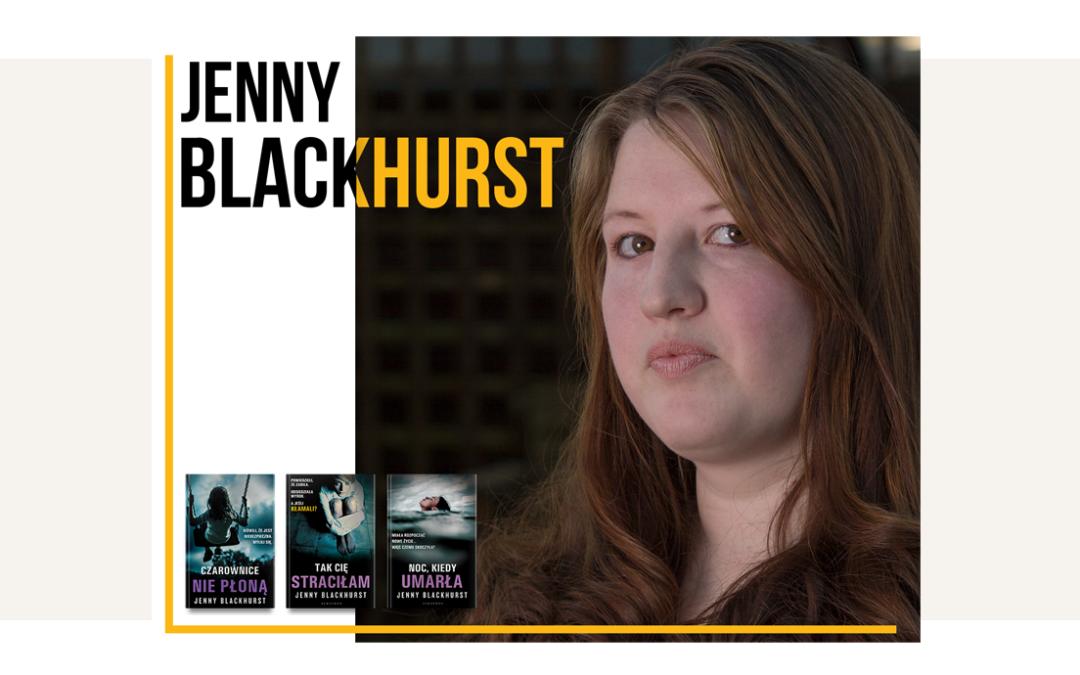 Jenny Blackhurst na GRANDZIE.