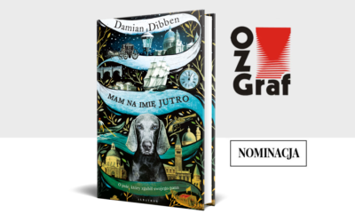 Nominacja do nagrody OZGraf w kategorii Popularna niebanalna