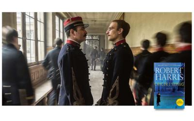 """Premiera filmu na podstawie powieści Roberta Harrisa """"Oficer i szpieg"""" już w grudniu!"""
