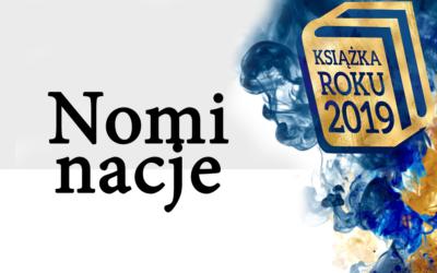 Nominacje Lubimyczytać.pl: Książka Roku 2019