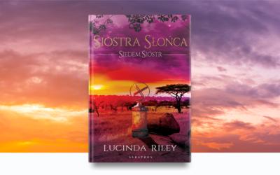 Lucinda Riley opowiada o najnowszej książce z sagi Siedem Sióstr.