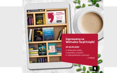 Wirtualne Targi Książki 20-26 maja