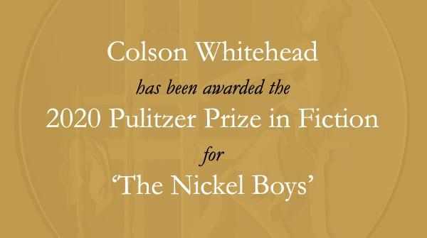 "Nagroda Pulitzera dla Colsona Whiteheada za ""Miedziaki""!"