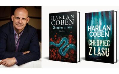 Harlan Coben powraca w rewelacyjnej formie!