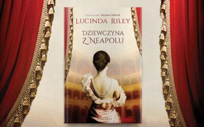 Gorące uczucia na jesienną aurę – nowa powieść Lucindy Riley!