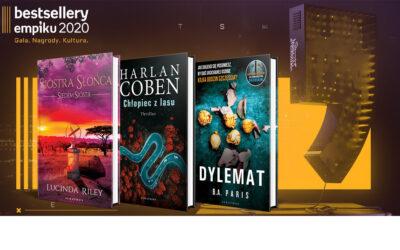 Plebiscyt Bestsellery Empiku 2020 – nominacje
