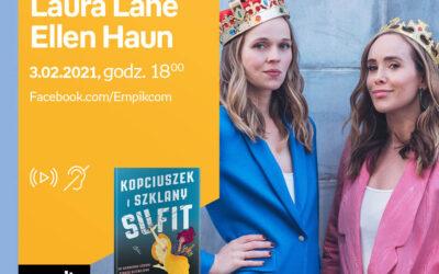 Laura Lane & Ellen Haun spotkają się z czytelnikami