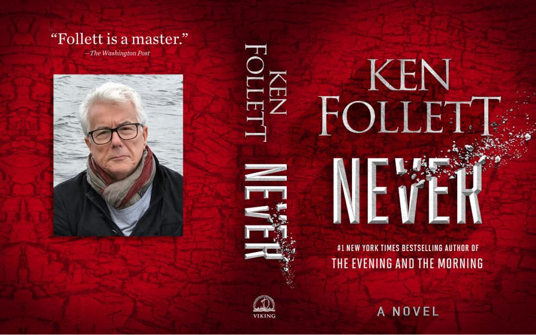 Nowa powieść Kena Folletta