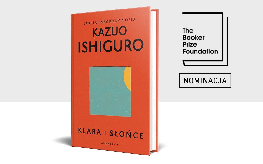Nominacja do Nagrody Bookera 2021